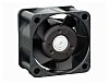 ebm-papst 400J Series Axial Fan, 40 x 40