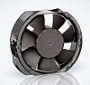 ebm-papst, 24 V dc, DC Axial Fan, 172 x 150 x 51mm, 480m³/h, 26W, IP20