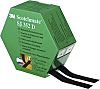 3M SJ352D, Scotchmate™ Black Hook & Loop Tape,