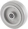 Tente Grey Rubber Castor Wheels UFR200x46-25LM58 Grey, 400kg