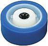 LAG Blue PUR Castor Wheels 35066, 300kg