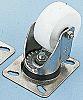 LAG Swivel Swivel Castor, 300kg Load Capacity, 125mm