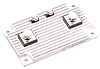 Alpha Moulded Wire Wound Panel Mount Resistor, 100mΩ