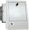 Fan Filter, Exhaust 224 x 165mm, Synthetic Fibre