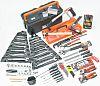 Bahco 86 Piece Engineers Box Tool Kit