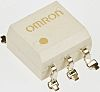 Omron 0.1 A Solid State Relay, Surface Mount,