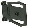 Pushwheel Switch Mounting Cheek Spacer for use with