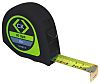 CK T 8m Tape Measure, Metric, With RS Calibration