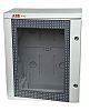 ABB 1SL02 Thermoplast Wandgehäuse, Grau IP66, 400 x 335 x 210mm RAL 7035