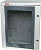 ABB 1SL02, Thermoplastic Wall Box, IP66, 260mm x