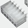 TE Connectivity, VAL-U-LOK, 12 Way, Straight PCB Header
