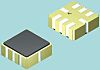 ADXL212AEZ Analog Devices, 2-Axis Accelerometer, 8-Pin LCC
