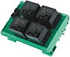 RF Solutions Interface Relay Module, Quick Connect