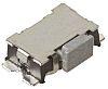 C & K Mikroschalter Standard-Betätiger, 1-poliger Schließer, 50 @ 32 Vdc mA