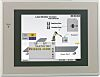 Omron NS8 Series Touch Screen HMI - 8.4 in, LCD Display, 640 x 480pixels