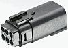 Molex, MX150L Male Connector Housing, 5.84mm Pitch, 10