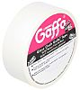 Advance Tapes AT202 White Gloss Gaffa Tape, 50mm