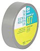 Advance Tapes AT7 Grey PVC Electrical Tape, 19mm x 20m