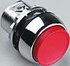 Allen Bradley Round Red Push Button Head -