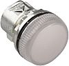 Allen Bradley White Pilot Light Head, 22mm Cutout