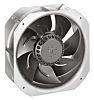 ebm-papst W4S200 Series Axial Fan, 225 x 225