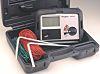 Megger DET3TC LCD Erdungsprüfgerät CAT IV 100 V, bis 2kΩ, DKD/DAkkS-kalibriert