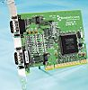 Brainboxes 2 Port PCI RS232 Board