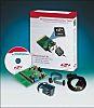 Silicon Labs MCU Development Kit C8051F350DK