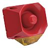 Fulleon Asserta Maxi Sounder Beacon 120dB, Amber LED,