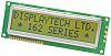Displaytech 162F-BA-BC Alphanumeric LCD Display, Yellow on Green, 2 Rows by 16 Characters, Reflective