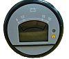 Curtis LCD Digital Voltmeter & Hour Meter 12V