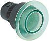 Allen Bradley Illuminated Mushroom Green Push Button Head