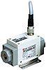 SMC, 50 → 500 L/min Flow Controller, M12