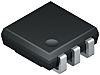 Maxim Integrated DS9503P+, TVS Diode Array, 6-Pin TSOC