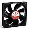 RS PRO Axial Fan, 120 x 120 x