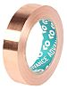 Advance Tapes AT528 Conductive Copper Tape, 25mm x