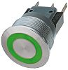 Single Pole Double Throw (SPDT) Momentary Push Button