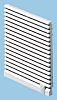 HVAC Air Filter, 221 x 221mm, Chemical Fibre