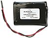 ENIX Energies 3.75V Wire Lead Terminal Lithium Rechargeable