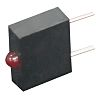 Kingbright KM2520EJ/1ID, Red Right Angle PCB LED Indicator,
