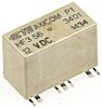 SPDT PCB Mount, RF Relay, 3GHz 12V dc
