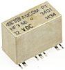 SPDT PCB Mount, RF Relay, 3GHz 12V dc