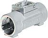 Burkert Stainless Steel In-line Flow Sensor Fitting 1in