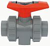 Georg Fischer 3/8in High Pressure Ball Valve Plastic