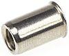 POP Plain, M6 Stainless Steel Threaded Insert, 9.8mm