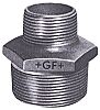 Georg Fischer Malleable Iron Fitting Reducer Hexagon Nipple,