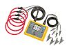 Fluke 1735 Data Logger for Current, Energy, Frequency, Harmonics, Power, Voltage Measurement