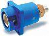 ITT Cannon, Veam Snaplock IP67 Blue Panel Mount