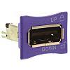 TE Connectivity USB Connector, Through Hole, Socket A