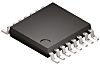 Texas Instruments DAC8555IPW, 4-Channel Serial DAC, 200ksps,